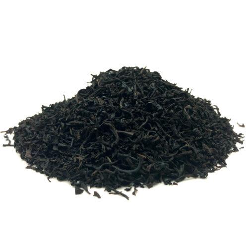 té negro sabor caramelo