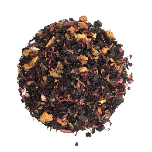 frutas del bosque té