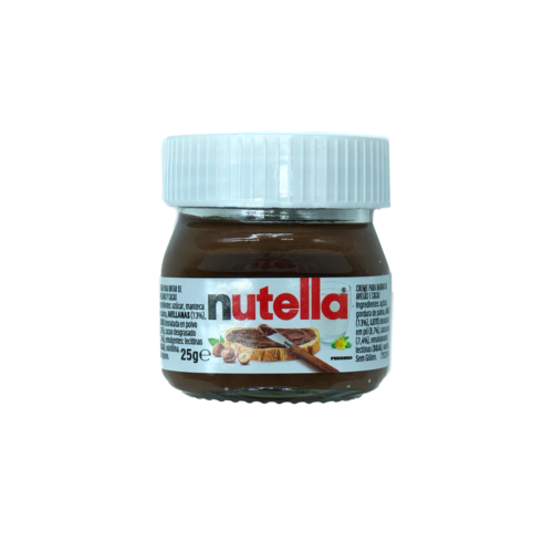 mini nutella