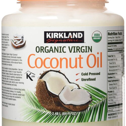kirkland coconut oil